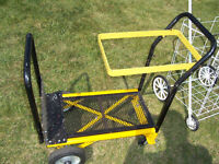convertable hand cart/furniture mover only $20