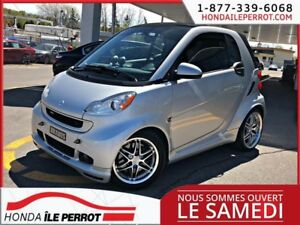 Smart fortwo 2dr Cpe BRABUS 2009