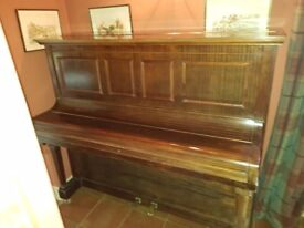 Good Piano For Free collection or can deliver locally for £50 to the ground floor