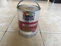 Dulux trade MAGNOLIA Weathershield smooth Masonry Paint
