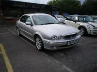 2002 Jaguar X-TYPE 2.5 V6 SE (AWD) * EXCELLENT EXAMPLE * FULL SERVICE HISTORY