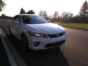 Honda Accord with low kms
