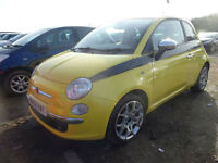 Fiat 500 1.4 SPORT 2008/58 70,000 miles service history new mot before sale