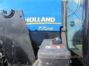 2014 New Holland T7.245 AutoCommand Tractor London Ontario image 2