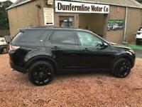 2018 Land Rover Discovery Sport 2.0 TD4 HSE BLACK 5d 180 BHP Estate Diesel Autom