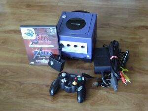 Gamecube + Gameboy Player + Ocarina of Time