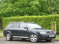 2005 AUDI A6 ALLROAD 2.5 TDI QUATTRO AUTOMATIC+FULLY LOADED+PX WELCOME+