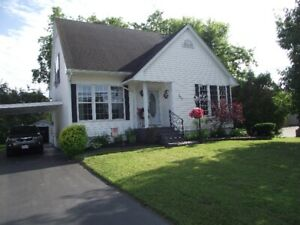 Charming Older Home for Sale by Owner 307 Main St.Sussex N.B.