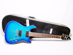 ibanez blue kijiji free classifieds in toronto gta find a job buy a car find a house or. Black Bedroom Furniture Sets. Home Design Ideas