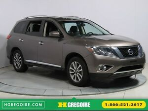2014 Nissan Pathfinder SL TECH AWD CUIR NAVIGATION CAMERA RECUL