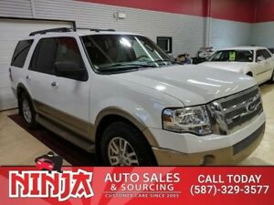 2011 Ford Expedition XLT Leather DVD Rare 8 Passenger