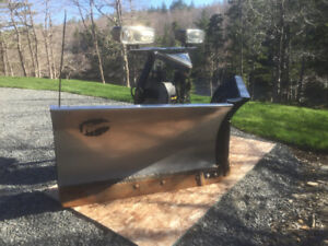 Xtreme V 9'6 Fisher snow plow