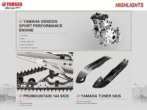 2016 Yamaha Phazer X-TX Regina Regina Area image 3