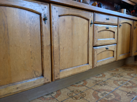 Kitchen cabinets and doors