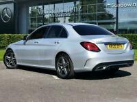 2020 Mercedes-Benz C-CLASS C 200 d AMG Line Edition Auto Saloon Diesel Automatic