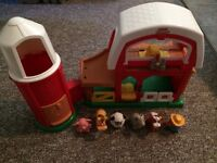 Fisher Price Barn / See 'n Say Farm