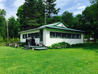 Only one week left!!Cottage For Rent On Beautiful Bob's Lake