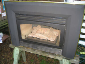 Optima 30 Gas Fire Insert