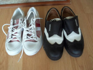 Womens Curling and Bowling Shoes