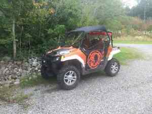 2009 RZR800 tones of extras