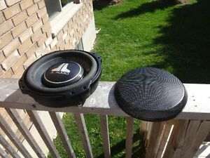"Used Like New JL Audio 10TW3-D4 10"" Shallow Mount Subwoofer"
