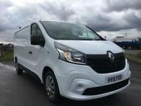 Renault Trafic 1.6dCi LOW ROOF VAN LONG WHEEL BASE 115BHP Business