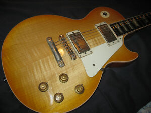 2014 Gibson Les Paul Classic Lemonburst