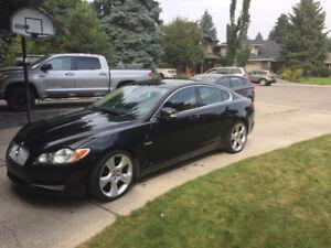 2009 Jaguar XF Sedan