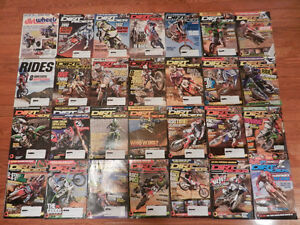 28 Dirtbike magazines