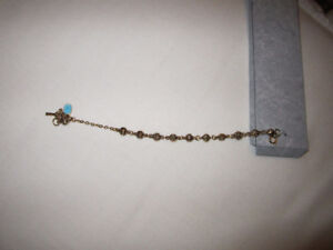 rosary in a form of a bracelet