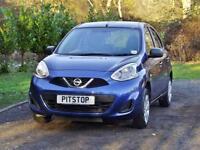 Nissan Micra Visia 1.2 5dr PETROL MANUAL 2013/63