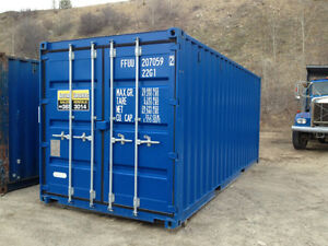 SHIPPING CONTAINERS -Storage