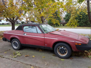 1976 Triumph Other standard Coupe (2 door)