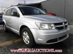 2010 DODGE JOURNEY  4D UTILITY 2WD