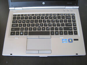 HP 8460p i5 2520m 2.5Ghz 500GB 4GB Radeon HD 6470M 1GB