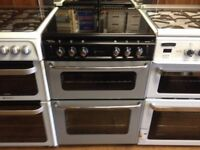 Stoves 60cm gas cooker (double gas oven)
