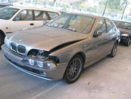 BMW 540I E39 V8 4.4 COMPLETE CAR FOR PARTS ONLY******2000 2001 BM