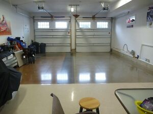 Polished Concrete & Epoxy Coated Garage & Basement Floors Kitchener / Waterloo Kitchener Area image 3