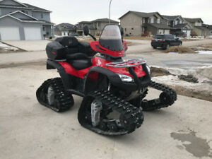Tracks X-Gen  with kit for sale , from Honda Quad , perfect con.