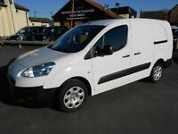 2013 Peugeot Partner CRC HDI Diesel Crew Van 5 Seater * Only 80K Miles *