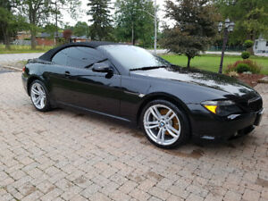 2004 BMW 6-Series Ci Sport Trim Convertible