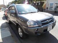 2009 (58) Hyundai Tucson 2.0CRTD ( 4WD ) Style