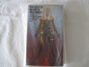 Best of Barry N. Malzberg-1976 First Pocket Book edition