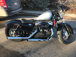 Harley Davidson sportster xl 48