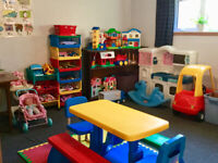Home Daycare in St. Vital has an Opening