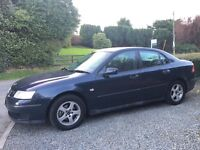 SAAB 9-3 LINEAR TID 2005 MOT FEBRUARY 2017