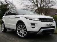 2013 Land Rover Range Rover Evoque 2.2 SD4 DYNAMIC 5DR TURBO DIESEL MANUAL * ...