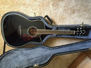 Yamaha FGX720SCA  Acoustic / Electric Guitar