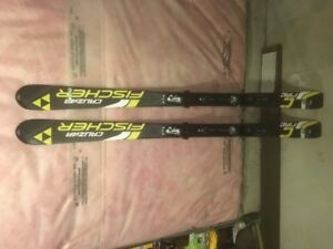 New Fischer Skis