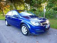 Vauxhall/Opel Astra 1.6i 16v 2004.5MY Club NEW MOT